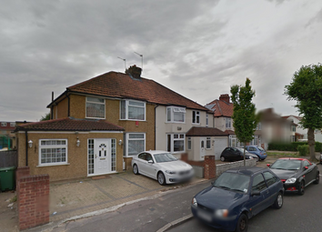 Thumbnail 4 bed semi-detached house for sale in Belvue Road, Northolt, London