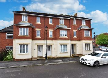 Thumbnail 4 bed terraced house for sale in Merevale Way, Yeovil