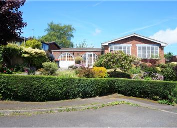 Thumbnail 4 bed detached bungalow for sale in Little Wenlock, Telford
