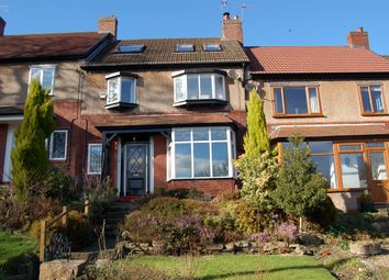Thumbnail 4 bed terraced house for sale in Clough Lane, Grasscroft, Oldham