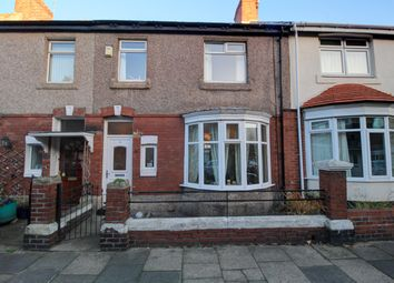 Thumbnail 3 bed terraced house for sale in Ashleigh Grove, Fulwell, Sunderland