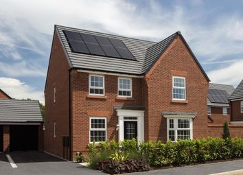 "Thumbnail 4 bedroom detached house for sale in ""Holden"" at Black Firs Lane, Somerford, Congleton"