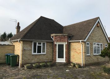 Thumbnail 3 bed detached bungalow for sale in Cassiobury Drive, Watford