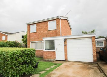 Thumbnail 3 bed detached house for sale in Merlin Drive, Ely