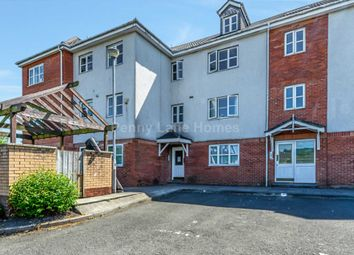 Thumbnail 2 bed flat for sale in Turners Avenue, Paisley