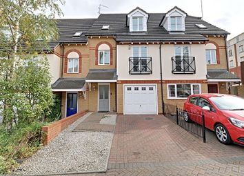 Thumbnail 4 bed town house for sale in Pickard Close, London