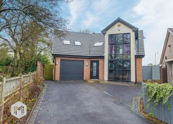 Thumbnail 4 bed detached house for sale in Bee Hive Green, Westhoughton, Bolton