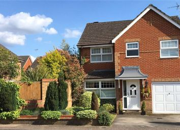 Thumbnail 4 bedroom detached house for sale in Southern Way, Farnborough, Hampshire
