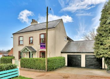 Thumbnail 5 bed detached house for sale in Quaker Road, Sileby
