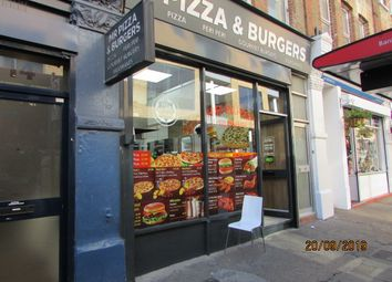 Thumbnail Restaurant/cafe to let in Chamberlayne Road, London