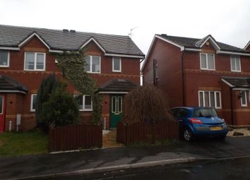 Thumbnail 3 bedroom semi-detached house for sale in Festival Close, Cobridge, Stoke-On-Trent