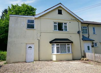 Thumbnail 1 bed flat for sale in Tunbury Avenue, Chatham, Kent