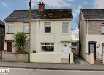 Thumbnail 3 bed semi-detached house for sale in John Street, Newtownards