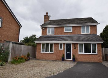 Thumbnail 4 bed detached house for sale in Oakworth Drive, New Ferry, Wirral