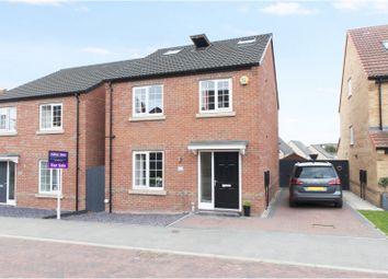 Thumbnail 5 bed detached house for sale in Gower Way, Upper Haugh, Rotherham