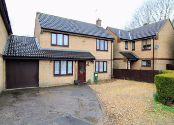 Thumbnail 3 bedroom link-detached house for sale in Ibstone Avenue, Bradwell Common, Milton Keynes