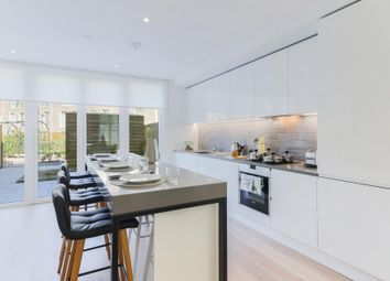 Thumbnail 4 bedroom property for sale in Admiralty Avenue, Royal Wharf, London