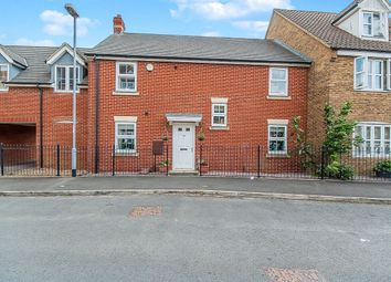 Thumbnail 4 bed end terrace house for sale in Violet Way, Yaxley, Peterborough
