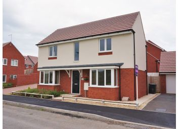 Thumbnail 3 bed detached house for sale in Nursery Road, Evesham