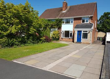 Thumbnail 3 bed semi-detached house to rent in Windsor Gardens, Wolverhampton