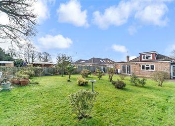 Thumbnail 4 bed bungalow for sale in Copse Road, Hildenborough, Tonbridge, Kent