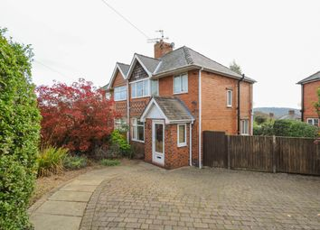 Thumbnail 3 bed semi-detached house for sale in Highfield View Road, Chesterfield
