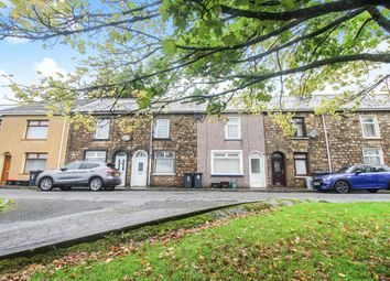 Thumbnail 2 bed terraced house for sale in River Row, Blaina, Abertillery