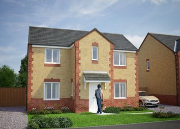 Thumbnail 4 bed detached house for sale in Woodhorn Lane, Ashington, Northumberland