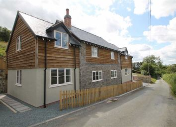 Thumbnail 4 bed detached house for sale in Bromlow, Minsterley, Shrewsbury