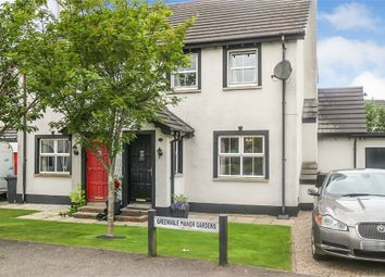 Thumbnail 2 bed semi-detached house for sale in Greenvale Manor Gardens, Muckamore, Antrim