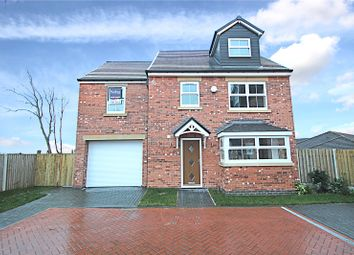 4 bed detached house for sale in Charles Close, South Elmsall, Pontefract, West Yorkshire WF9