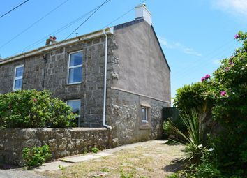 Thumbnail 2 bed end terrace house for sale in Sheffield, Paul, Penzance