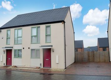 Thumbnail 2 bed semi-detached house for sale in Hendy Avenue, Ketley, Telford, Shropshire