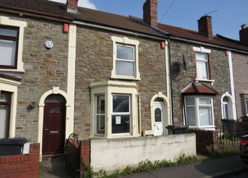 Thumbnail 2 bed terraced house for sale in Filwood Road, Fishponds, Bristol