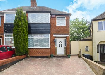 Thumbnail 3 bed semi-detached house for sale in Stanford Avenue, Great Barr, Birmingham