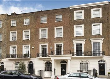 Thumbnail 4 bed terraced house for sale in Lower Belgrave Street, London