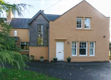 Thumbnail 4 bed semi-detached house for sale in Annsmill, Leadburn, West Linton, Borders