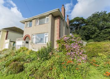 Thumbnail 3 bed detached house for sale in Hillside Close, Goodwick
