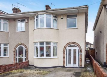 Thumbnail 3 bed property for sale in Meadowsweet Avenue, Filton, Bristol