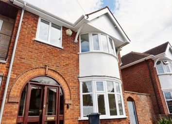 Thumbnail 5 bed detached house to rent in Withcote Avenue, Leicester