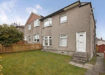 Thumbnail 3 bed flat for sale in Glencroft Road, Glasgow, Lanarkshire