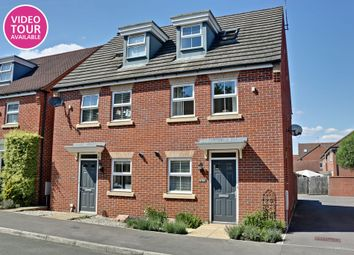3 bed semi-detached house for sale in Chilworth Way, Sherfield-On-Loddon, Hook RG27