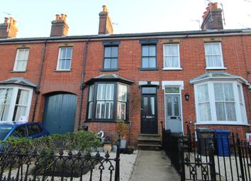Thumbnail 3 bed terraced house to rent in York Road, Bury St. Edmunds