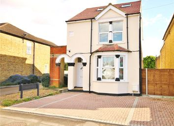 Thumbnail 4 bed detached house to rent in Staines Road West, Ashford, Surrey