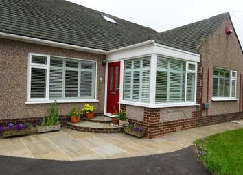 Thumbnail 1 bed semi-detached bungalow to rent in St Johns Drive, Yeadon, Leeds