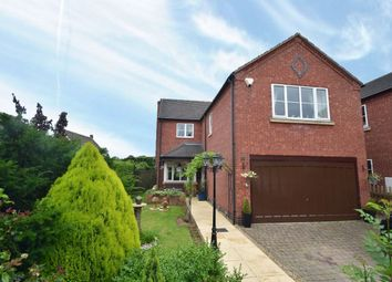 Thumbnail 4 bed detached house for sale in Bronington Park, Bronington, Whitchurch