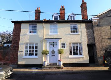 Thumbnail 4 bedroom town house to rent in Benton Street, Hadleigh, Ipswich, Suffolk