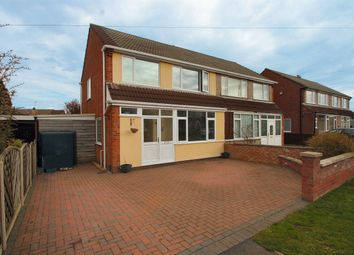 Thumbnail 3 bed semi-detached house to rent in Barton Close, Winterbourne, South Gloucestershire