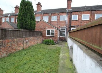 Thumbnail 3 bed terraced house to rent in Carter Street, Goole