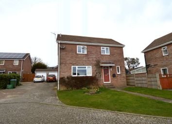 Thumbnail 4 bedroom detached house for sale in Middle Mead, Fareham